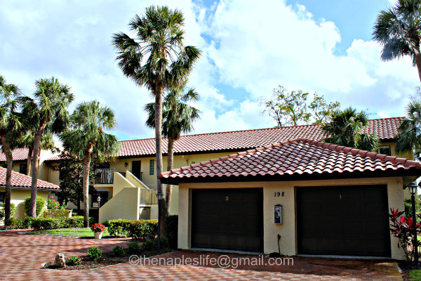 Golf Homes in Naples